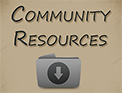 community resources icon