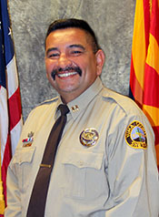 Captain Mark Martinez